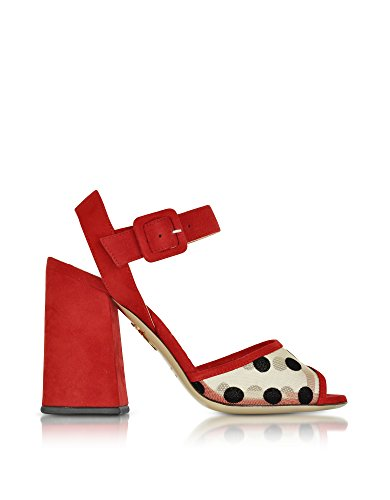 charlotte-olympia-womens-c175080262-red-suede-sandals