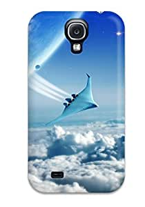 4472641K73504167 Perfect Fit A Dreamy World Case For Galaxy - S4