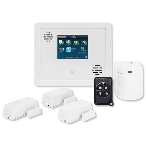 Interlogix Simon XTi Home Security 3/1/1 Kit, Crystal Wireless (80-649-3N-XTI) (Simon Xti Control Panel compare prices)