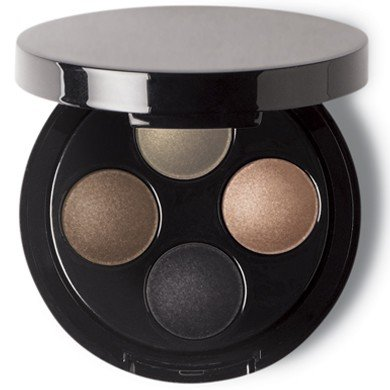 Jolie Pressed Pigments Eye Shadow Palettes - Pearl Finish (Palette (Pearl Bisque)
