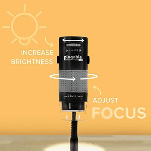 Plugable USB 2.0 Digital Microscope