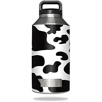 Amazon Com Mightyskins Skin For Yeti 30 Oz Tumbler Cow