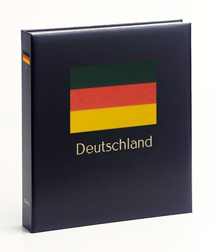 DAVO 13231 Luxe stamp album Germany United I 1990-1999