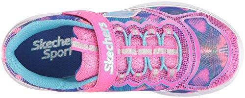 Pictures of Skechers Kids Girls' Spirit Sprintz SneakerNeon Pink/ 81335L 2