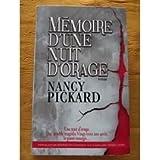 """Afficher """"Mémoire d'une nuit d'orage"""""""