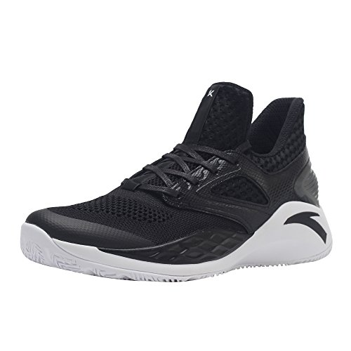 ANTA Light Herren Basketballschuh Training Sneaker Schwarz
