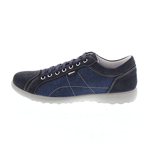 IGI&CO uomo sneakers base 56942/00 45 Blu