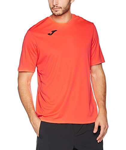 Joma 100052 - Camiseta de equipación de manga corta para hombre Coral Fluor - 040