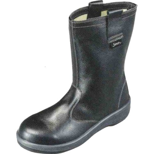 安全靴 シモン7500シリーズ 7544 黒 【1122520】 B0046WUNVE