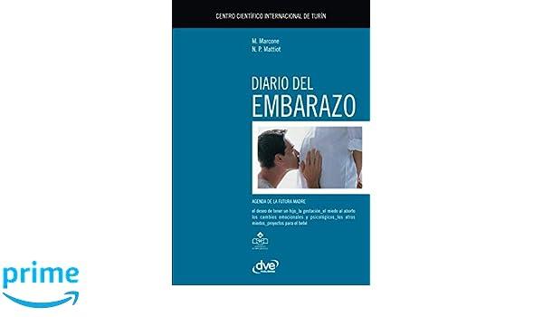 Amazon.com: Diario del embarazo (Spanish Edition ...