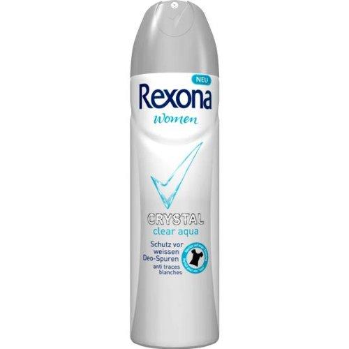 Rexona Crystal - Rexona Crystal Clear Aqua Deo Spray 150ml spray