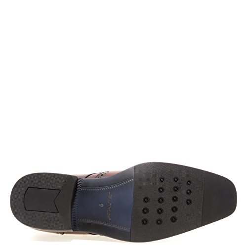 Jump Newyork Mens Liam Wing-tip Oxford Shoe Tan
