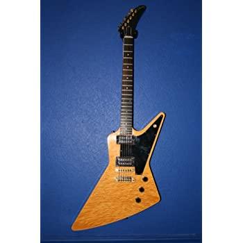Set of 3 Gibson electric Guitar PLANS - Explorer, Firebird Studio, Flying-V