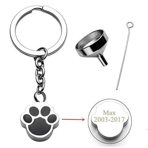 urn keychain cat - 2