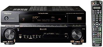 Pioneer Elite SC 37 7.1 Channel 140 Watt AV Receiver FOR PARTS