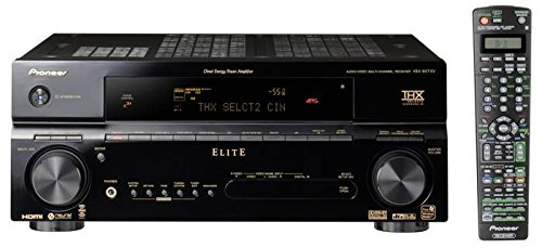 Pioneer Elite VSX-80TXV 7.1 THX 1080p A/V HDMI