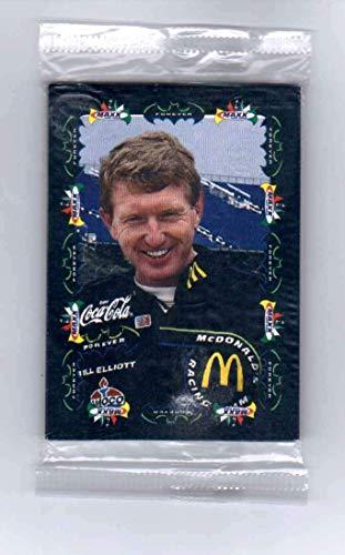 Racing Maxx Nascar - 1995 MAXX Bill Elliott Batman Forever 10 Card Set Sealed NASCAR McDonalds Racing