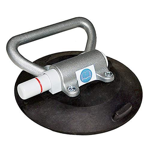 6'' Flat Vacuum Pad with Rigid Handle
