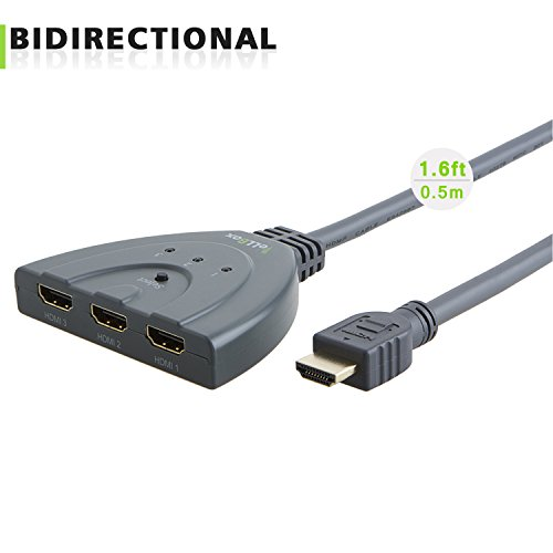 hdmi bi directional switch - 1