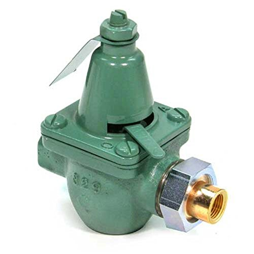 Taco 329-T3 Cast Iron 1/2-Inch FPT x 1/2-Inch FPT Pressure Reducing Valve by Taco