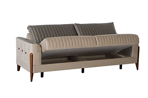 ISTIKBAL Multifunctional Furniture Living Room Set PIERO Collection (Sofa)