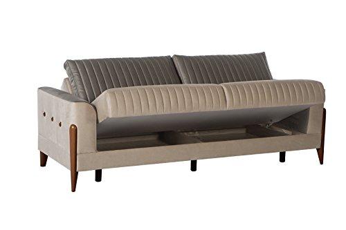 ISTIKBAL Multifunctional Furniture Living Room Set PIERO Collection (Sofa)