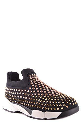 Pinko Slip On Sneakers Donna MCBI242215O Poliammide Nero