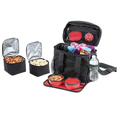 Etna Products TT Dog Bowl Set in Carry Bag ()