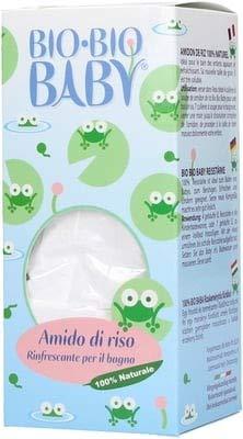 PILOGEN - Bio-Bio Baby - Amidon de riz - Apaisant et rafraîchissant - Idéal pour le bain de bébé - 100% naturel - 300 gr Yumi Bio Shop