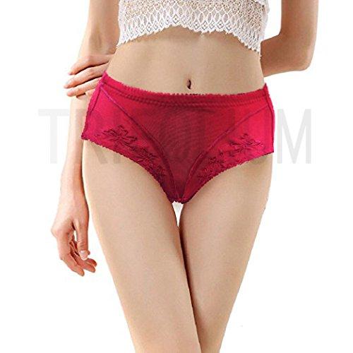 Trifolium - Braguitas - para mujer Marron-Red-Pink