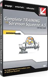 Calss On Demand: Complete Training for Sorenson Squeeze 4.5 [Reino Unido]