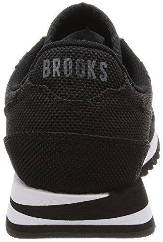 Brooks Heritage Herren Brk_110178_1d_434 Schwarz