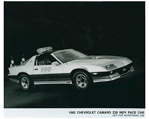 1982 camaro pace car - 4