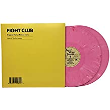 Fight Club Original Motion Picture Soundtrack (Limited Edition Pink Colored Vinyl)