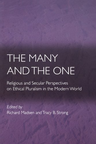 The Many And The One: Religious and Secular Perspectives on Ethical Pluralism in the Modern World pdf