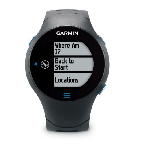 Garmin Forerunner 610 without HR Monitor-Black