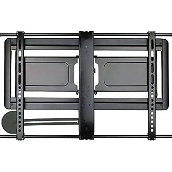 Amazon Com Sanus Vlf510 B1 Super Slim Full Motion Tv