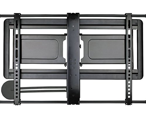 "Sanus Super Slim Full-motion TV Mount for 51"" - 80"" Flat-pan"