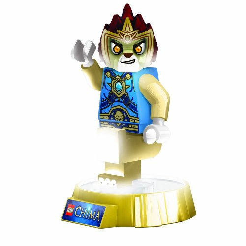 Legends of Chima - Laval Oversized Minifigure LED Flashlight and Night Light