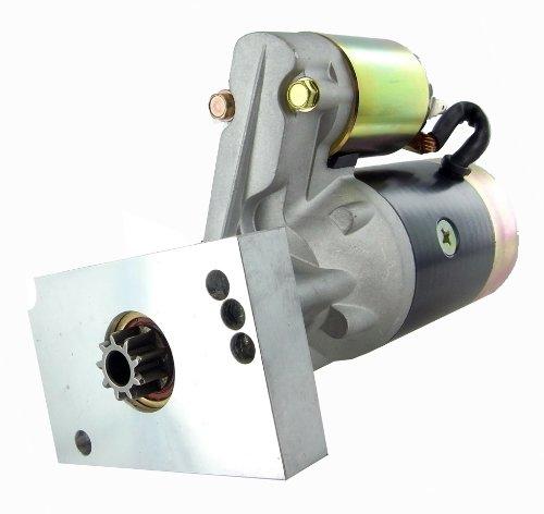 (Mini High Torque Racing Gear Reduction Starter Chevy GM v8 Big Block 2.0KW 305 350 454 3HP 153 & 168 Tooth Flywheel)