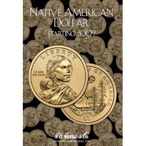 Harris Native American Dollar Folder 2009+ #3162