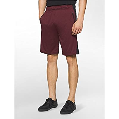 Calvin Klein Men's Performance Trainer Mesh Shorts