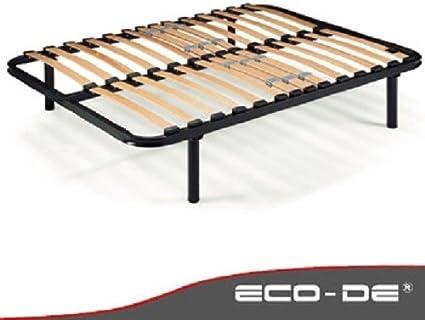 Somier 40/30 ECO-DE 180/190 x 135 cm: Amazon.es: Hogar