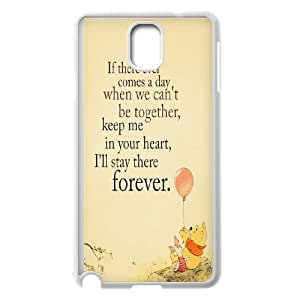 Customized Winnie the Pooh Hard Case For Samsung Galaxy NOTE4 Case Cover GHLR-T413643