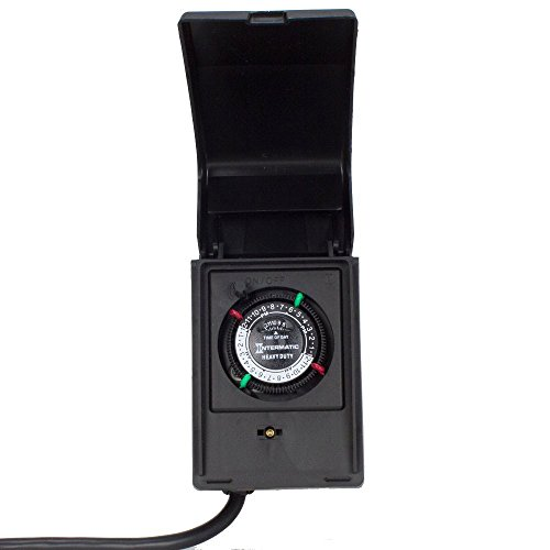 Intermatic HB11K Outdoor Timer, 1-Pack