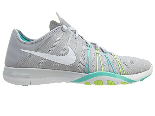 Free Green Femme de Gris Grey Turquoise Ghost Running Chaussures Wolf TR NIKE 6 Hyper Entrainement White q0Ad6q4x
