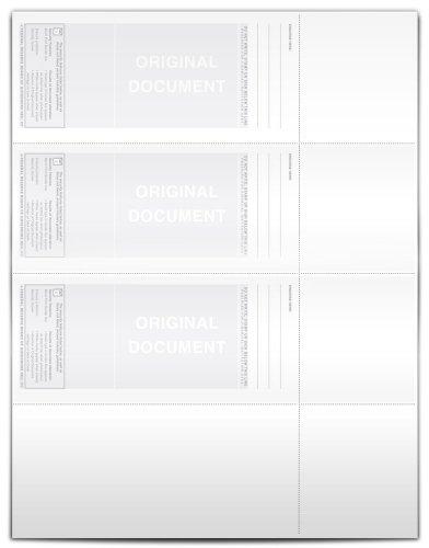 Amazon.com : VersaCheck Security Personal Check Refills: Form ...