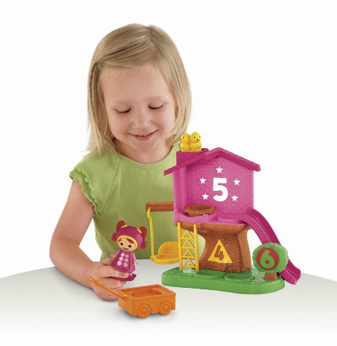 Fisher-Price Umizoomi: Umicity Treehouse (Tree House Fisher Price compare prices)