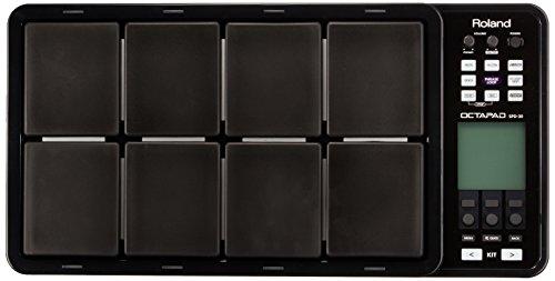 Roland SPD-30-BK OCTAPAD Electronic Drum Trigger Pad (Black)