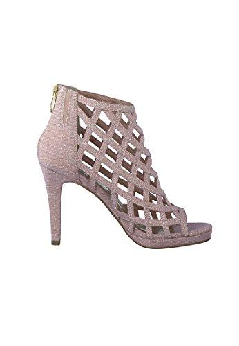 Tamaris - Sandalias de vestir de Material Sintético para mujer rosa Rose Glam Rose Glam